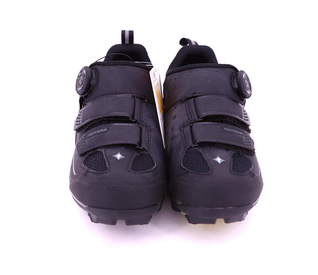 Specialized Body Geometry MotoDiva WMN Black MTB Cycling Shoes EU 37 / US 6.5