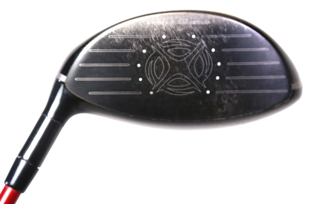 Callaway RAZR X Black Driver 45.5in RH 10.5 Degree Motore F8 Regular Flex