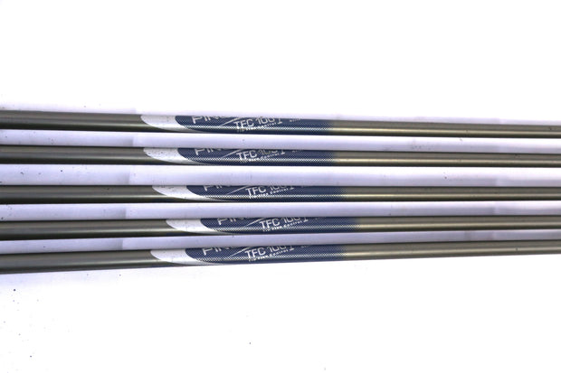 Ping G5 Green Dot 5-9 Iron Set Right Handed Graphite Stiff Flex Shafts