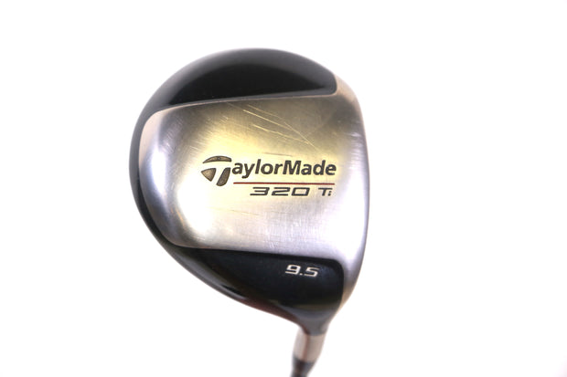 TaylorMade 320 TI Driver 45in Right Handed 9.5 Degree Lite Graphite Stiff Flex