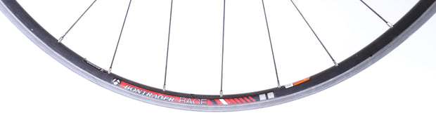 Bontrager Race Road Bike Rear Wheel QR 700c Clincher 10 Speed