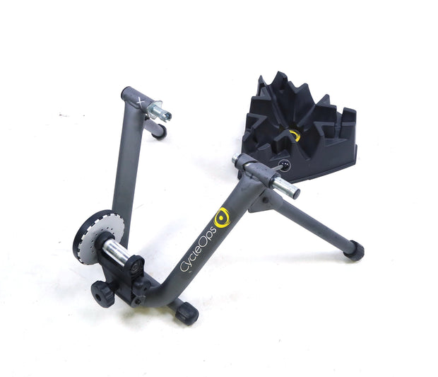 CycleOps Magnetic Indoor Cycling Bike Trainer