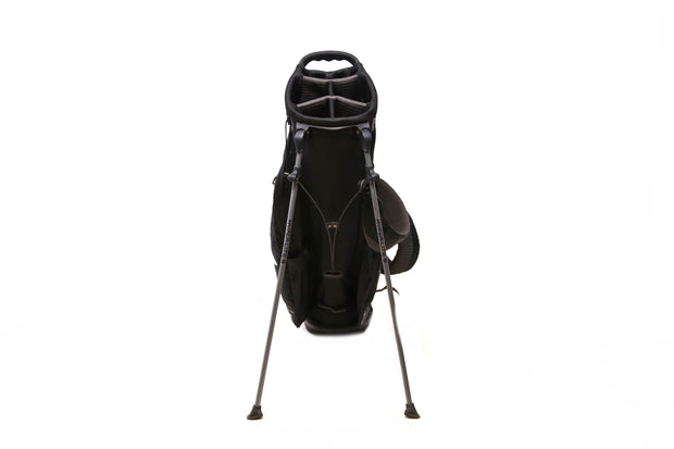 Callaway HL5 Stand Golf Bag 5 Way Divider Men's Black Cadillac Logo Cooler Pouch