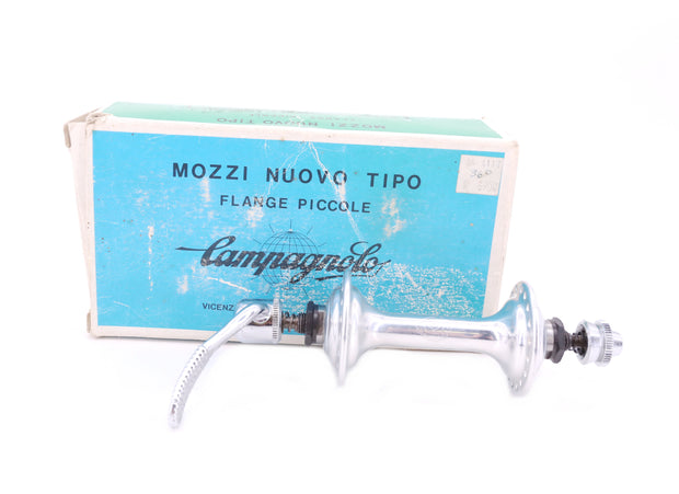 Campagnolo Mozzi Nuovo Tipo Flange Piccole Vintage Road Bike Hub 9mm 36 Hole NOS