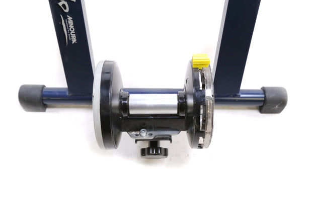 Minoura Super Mag Turbo Trainer - Folding - Indoor - Magnetic Resistance