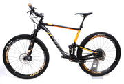 "2018 Giant Anthem 29 1 XL / 21"" Mountain Bike Carbon Wheels SRAM Eagle Upgraded"