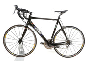 2011 Scattante Elite SL9 Carbon Fiber Road Bike L / 58 cm 3 x 10 Spd Ultegra FSA