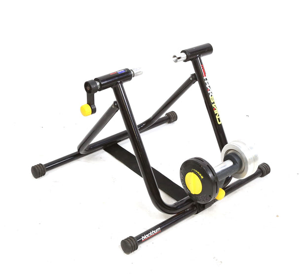 Blackburn Trackstand Mag Indoor Bicycle Trainer Magnetic Resistance Black