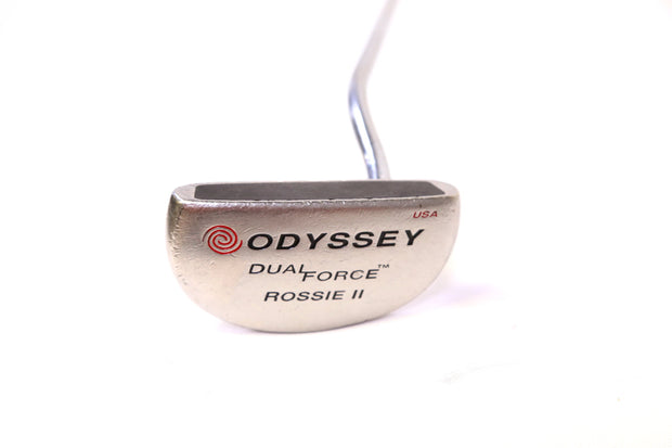 Odyssey Dual Force Rossie II Putter 35.25 in Right Handed