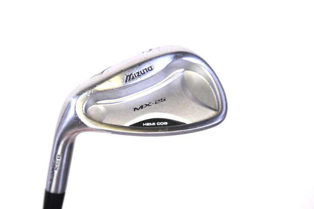 Mizuno MX-25 Sand Wedge 36 in Left-Handed 54 Degree Dynamic Gold S300 Shaft