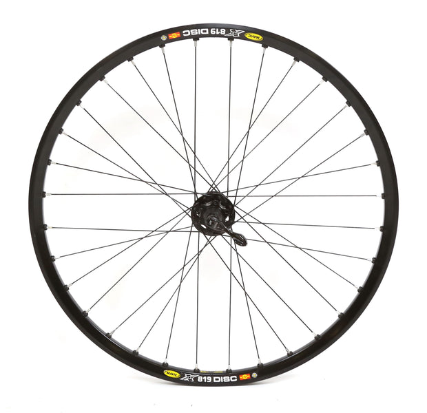 "Mavic XM 819 Front Wheel Mountain Bike 26"" Disc Tubeless Specialized Stout Hub"