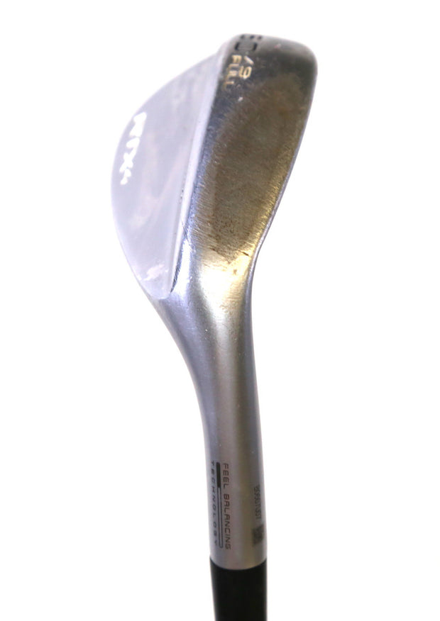 Cleveland RTX-4 Full Grind Tour Satin Lob Wedge 35 In RH 60 Degrees Steel Stiff