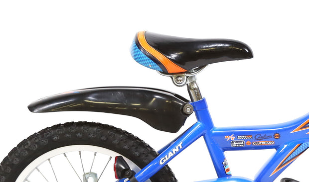 "Giant Animator Kids Bike Single Speed Coaster Brake 16"" Wheels Blue"