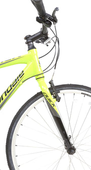 "2013 Cannondale Quick 5 Hybrid / Comfort Bike M / 17.5"" 3 x 8 Speed 700C Wheels"
