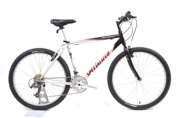 "Specialized Hardrock Sport 26"" Mountain Bike 3 x 8 Speed SRAM Large / 19"""