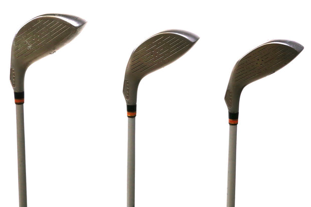 Cobra King Oversize 3, 5, 7 Woods Right Handed Graphite Shaft Regular Flex