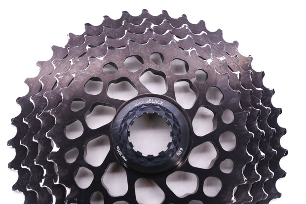 AbsoluteBLACK Mountain Bike Cassette Adapter 28-40T Black