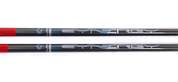 Aldila Synergy 60 Golf Shaft Set Graphite Regular Callaway Demo Rogue Iron NEW