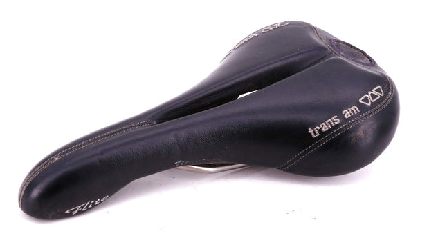 Selle Italia Trans Am Flite Titanium Rail Saddle 280 x 155mm 278g