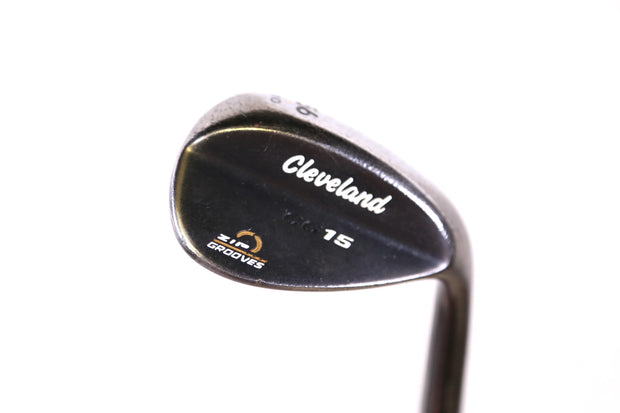 Cleveland CG15 Sand Wedge 36 in RH 56 Degree Steel Traction Shaft Wedge Flex