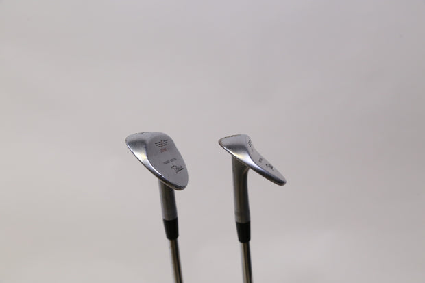 Titleist Vokey Chrome 200 Series Gap, Sand Wedge Set Right Handed Steel Shafts