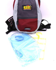 Rave Pak Street 2L Hydration Backpack NEW with Tags