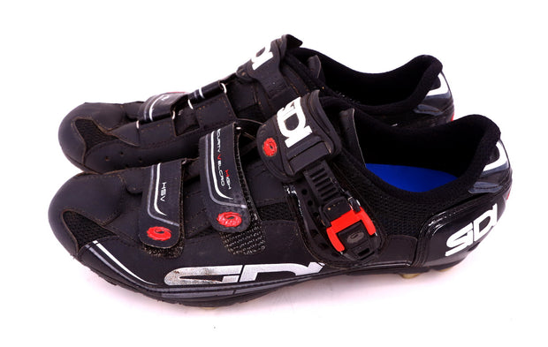 Sidi Dominator 5 Mountain Bike Shoes Black Men's EU 44.5 / US 10.5