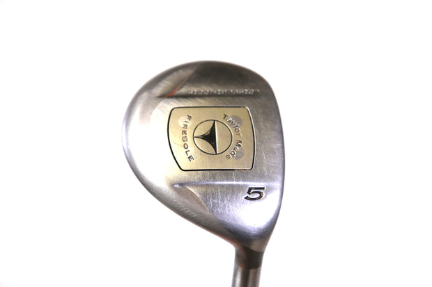 TaylorMade Firesole 5 Wood 42.5 in RH 21 Degree Graphite Bubble S90 S Flex Shaft