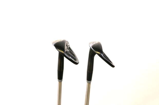 Cleveland 588 RTX 2.0 CB Black Satin Gap, Lob Wedge Set RH Steel Wedge Flex