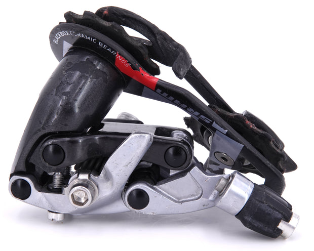 SRAM Red 10 Speed Road Rear Derailleur Short Cage Silver/Black