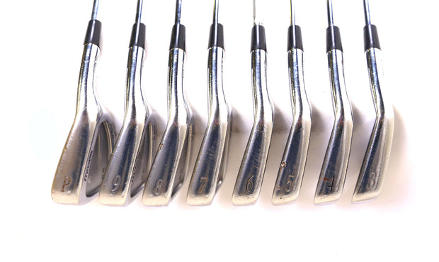 Mizuno MP-60 3-9, PW Iron Set Right Handed Steel Shafts