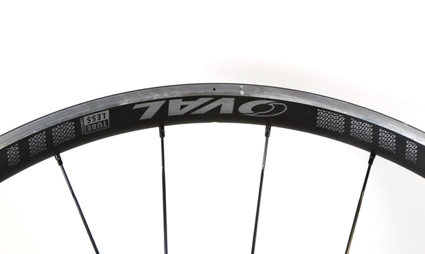 Oval Concepts 527 Wheelset Alloy Road Bike 11 Speed QR 700c Tubeless