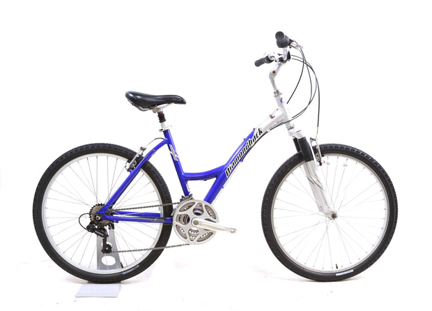 "Diamondback Wildwood Women's 26"" Hybrid Bike 3 x 7 Speed M / 18"""