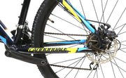 "Cannondale Catalyst 4 Mountain Bike M / 17"" 3 x 7 Speed 27.5"" Wheels"