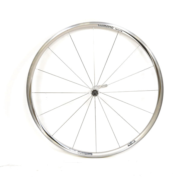 Shimano WH-R550 Wheelset Alloy Road Bike 700c Clincher QR 10 Speed