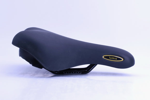 Selle Royal Lumia Cro-mo Unisex Cruiser Bike Saddle 210 x 250mm 660g
