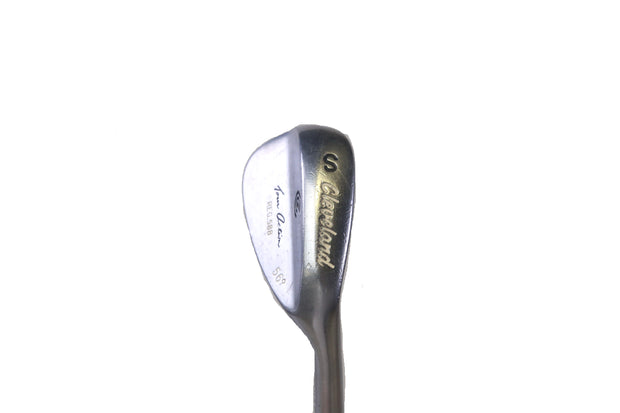 Cleveland Tour Action 588 Sand Wedge 35.5 in RH 56 Degree Steel Stiff Flex Shaft
