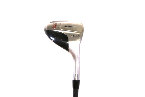 Nike CPR 3 3-Hybrid 39in RH 22 Degree CPR Graphite Shaft Stiff Flex Men's