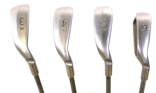Ping G2 3, 4, 5, 6 Iron Set Right Handed Graphite Shaft Regular Flex