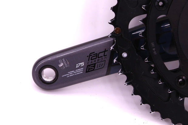 Specialized S-Works SRM PM7 Power Meter Carbon Crankset 175 mm 11 Speed BB30