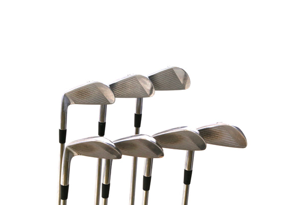 Mizuno MP-59 4-9, PW Iron Set Right Handed Steel Dynamic Gold Shafts