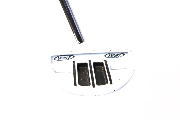 Yes! Stacy-12 C-Groove Putter 34.5 in Right Handed Steel Shaft