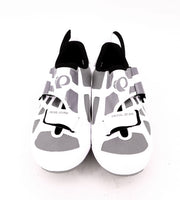 Pearl Izumi WMS Tri Fly V Carbon Triathlon Cycling Shoes White EU 42 / US 9.5