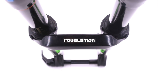 "Rockshox Revelation RC3 Mountain Bike Fork 27.5"" 15x100mm 150mm 1 1/8 in Tapered"