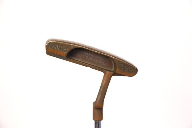 Ping Pal Manganese Bronze Putter 34 in Right Handed Steel Shaft