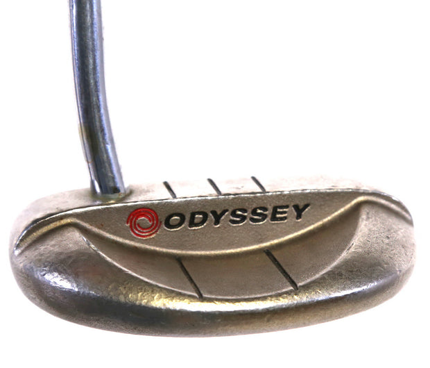 Odyssey DeepFace Rossie II Putter 35.25in RH Steel Shaft Regular Flex