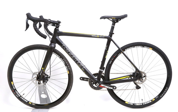2015 Kona Major Jake M / 53cm Gravel Bike 2 x 11 Ultegra Di2 Stans Upgraded