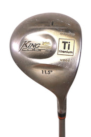Cobra King Ti 1 Wood 45.25in RH 11.5 Degree Graphite Shaft Regular Flex Driver
