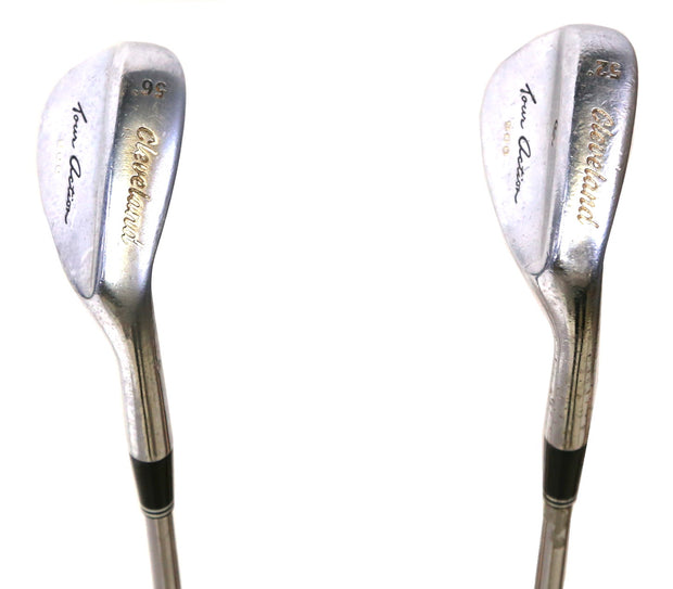 Cleveland Tour Action 900 Gap, Sand Wedge Right Handed Steel Shaft Wedge Flex