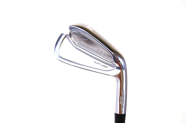 Mizuno MP-20 MMC 4 Iron 39 in Right Handed 25 Degree Steel KBS $-Taper 120 Stiff